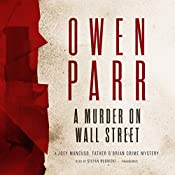 A Murder on Wall Street: A Joey Mancuso, Father O'Brian Crime Mystery | [Owen Parr]