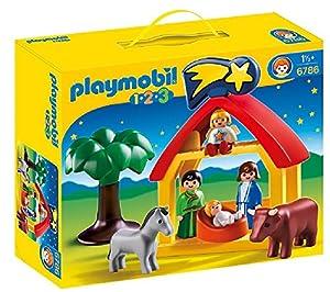 PLAYMOBIL 1.2.3 - Belén - 6786
