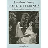 Song Offerings: (Score) (Faber Edition)by Jonathan Harvey