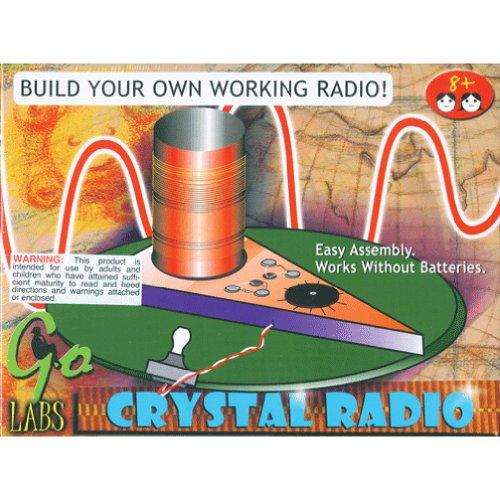 Edu-Toys  Crystal Radio Kit (Crystal Radio Kit compare prices)
