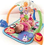 Awesome Fisher-Price Discover 'n' Grow Tracking Lights Musical Gy --