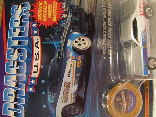 '71 Revellution Dragster USA by Johnny Lightning Limited Edition