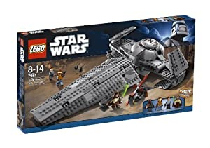 LEGO Star Wars 7961: Darth Maul's Sith Infiltrator