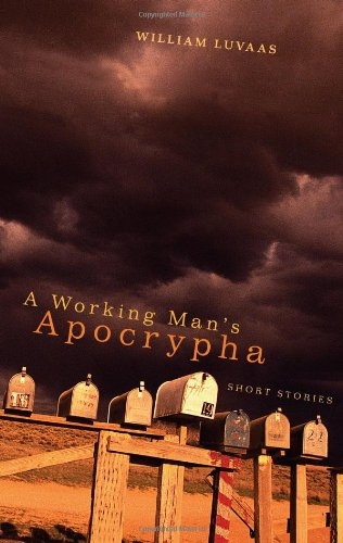 A Working Man'S Apocrypha: Short Stories front-388221