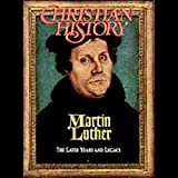img - for Christian History Issue #34: Martin Luther, The Early Years book / textbook / text book