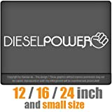 Diesel Power in four sizes ! JDM Decal Sticker Venyl Racing DUB Die Cut