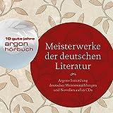 Image de Meisterwerke der deutschen Literatur: Argons Sammlung deutschsprachiger Meistererzählunge