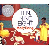 Ten, Nine, Eight Board Book (Caldecott Collection)