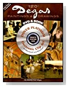 120 Degas Paintings and Drawings