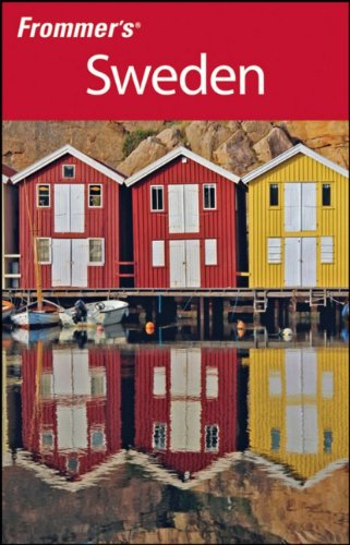 Frommer's Sweden (Frommer's Complete Guides)