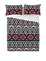 EUROMODA HOME LIVING Juego De Funda Nórdica Kilimanjaro (Multicolor)