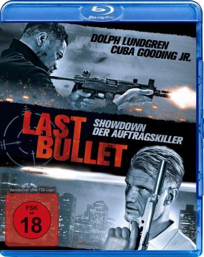 Last Bullet - Showdown der Auftragskiller [Blu-ray]