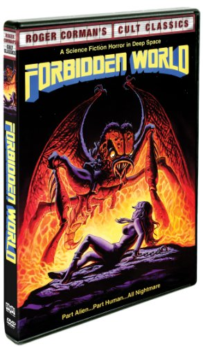 Cover art for  Forbidden World (Roger Corman's Cult Classics)