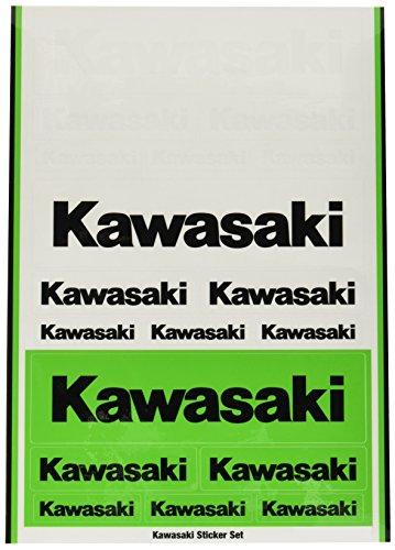 KAWASAKI (カワサキ純正アクセサリー) Kawasakiステッカーセ...
