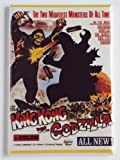 Godzilla vs. King Kong Fridge Magnet