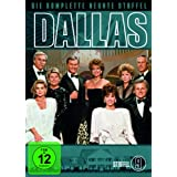 Dallas - Die komplette neunte Staffel 4 DVDs