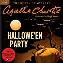 Hallowe'en Party: A Hercule Poirot Mystery (       UNABRIDGED) by Agatha Christie Narrated by Hugh Fraser
