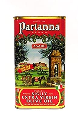 Partanna Sicilian Extra Virgin Olive Oil