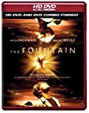 Cover art for  The Fountain (Combo HD DVD and Standard DVD)