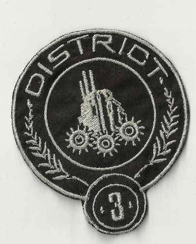 District 3, Hunger Games, Patch