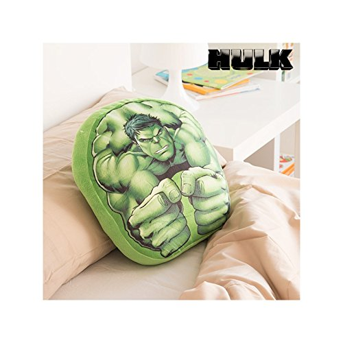 Cuscino Hulk Supereroe Bambini