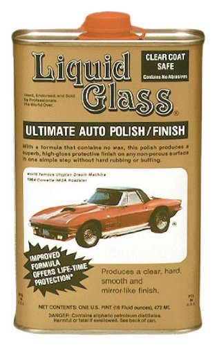 Liquid Glass LG100 Ultimate Auto Polish/Finish - 16 oz.