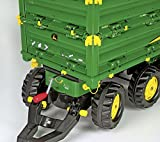rolly toys 125043 - rollyMulti Trailer JD