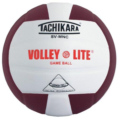 tachikara-svmnccdw-volley-lite-colore-rosso-cardinale-a-sfera-colore-bianco