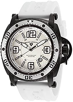 Swiss 11503-BB-02-WHT Men's Watch
