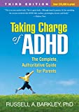 img - for Taking Charge of ADHD, Third Edition: The Complete, Authoritative Guide for Parents book / textbook / text book
