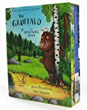 Gruffalo and Gruffalo's Child Boxed Set (0230753639) by Donaldson, Julia