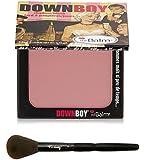 theBalm DownBoy Shadow/Blush w/Twinbeauty Brush