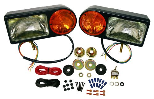 Find Bargain Blazer C8050K Snow Plow Light Kit
