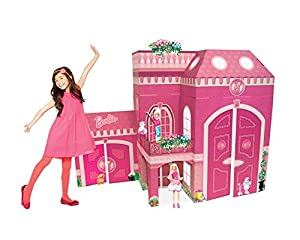 Neat oh barbie full size play house toys games - Maison de reve barbie ...