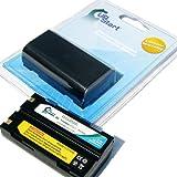 2x Pack - Trimble GPS Battery Replacement (2200mAh, 7.4V, Lithium-Ion) - Compatible with Trimble 54344, 29518, 46607, 52030, 38403, R8, 5700, 5800, R6, R7, R8, R8 GNSS, MT1000
