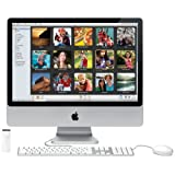 "Apple MB325D/A iMac 61 cm (24 Zoll) Desktop-PC (Intel Core 2 Duo 2,8 GHz, 2GB RAM, 320 GB HDD, DVD+- DL RW, ATI Radeon HD 2600 Pro)von ""Apple"""