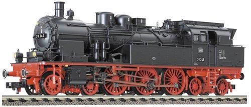 Fleischmann 407801 H0 Deutsche Bahn steam locomotive BR 78
