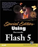 img - for Special Edition Using Macromedia Flash 5 (with CD-ROM) by Plant, Darrel, Cleveland, Robert, SYLVESTER, PETER (2001) Paperback book / textbook / text book