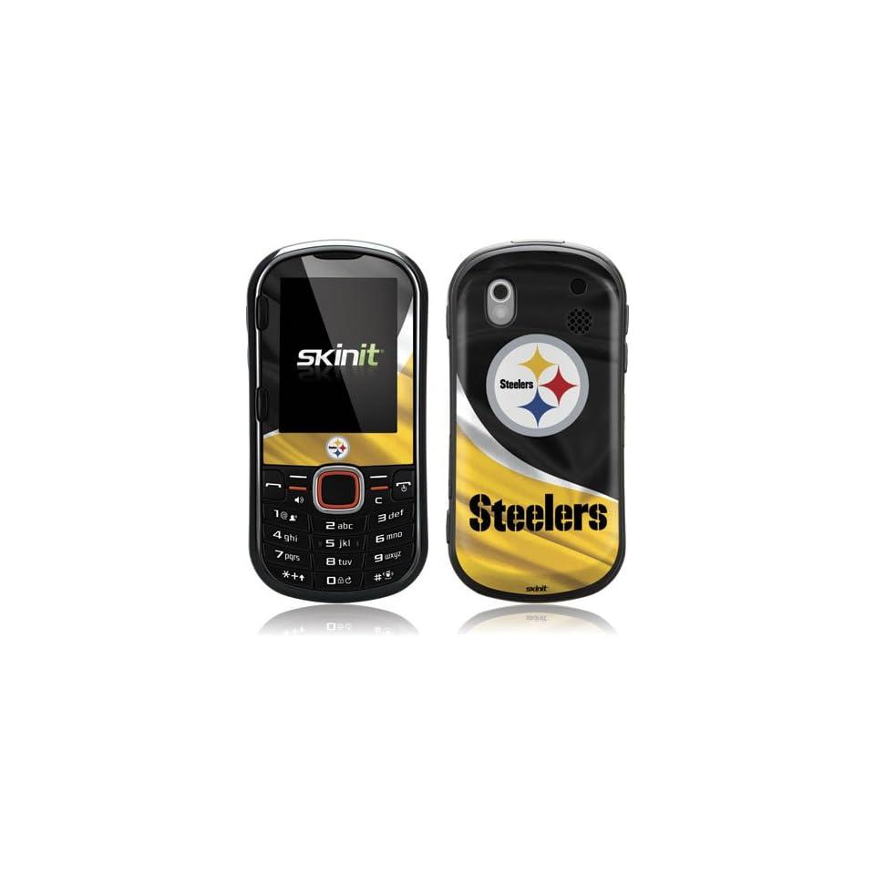 NFL Pittsburgh Steelers Intensity II SCH U460 Skin   Pittsburgh Steelers Vinyl Decal Skin For Your Intensity II SCH U460