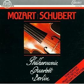 Streichquartett, G-Dur, KV 387: II. Menuetto. Allegro
