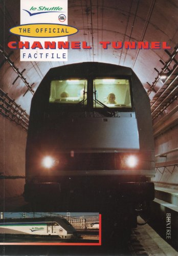 Official Channel Tunnel Factfile front-17690