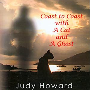 Coast to Coast with a Cat and a Ghost Audiobook