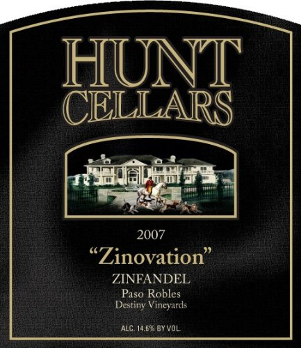 2007 Hunt Cellars 'Zinovation' Zinfandel, Paso Robles 750 Ml