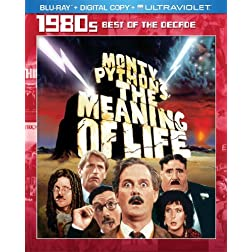 Monty Python's The Meaning of Life (Blu-ray + Digital UltraViolet)