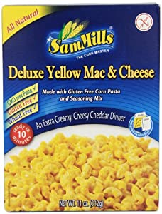 Sam Mills Deluxe Mac and Cheese, 11-Ounce