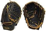 Reebok VRPNT1251 VR6000 PNT Ballglove Series 12 1/2 inch Infielder Softball Glove (Right Handed Thrower)