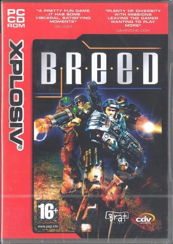 Breed Xplosiv - PC - UK