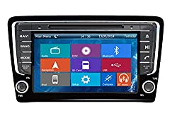 See Crusade Car DVD Player for Vw Santana 2013- Support 3g,1080p,iphone 6s/5s,external Mic,usb/sd/gps/fm/am Radio 8 Inch Hd Touch Screen Stereo Navigation System+ Reverse Car Rear Camara + Free Map Details
