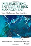 img - for Implementing Enterprise Risk Management: Case Studies and Best Practices (Robert W. Kolb Series) book / textbook / text book