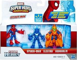 Super Hero Adventures 3 Pack